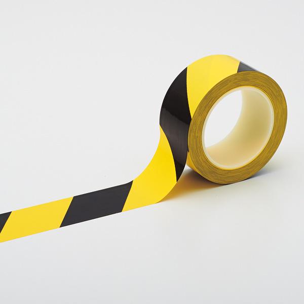 クリーンルーム用ラインテープ  HCPAS−50TR 黄/黒 259026