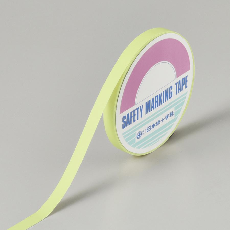 高輝度蓄光テープ SAF1005 10mm幅×5m 364001