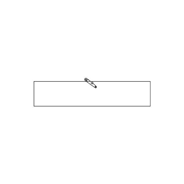 高輝度反射無地腕章 847−861 白