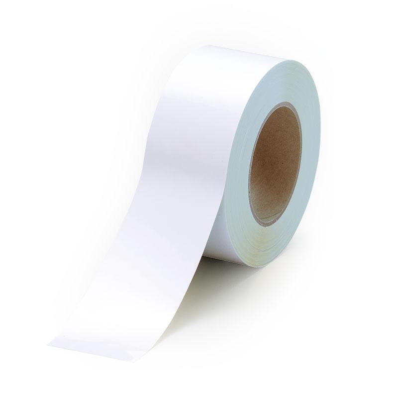 ユニフロアテープ 863−011 白 50mm幅×20m