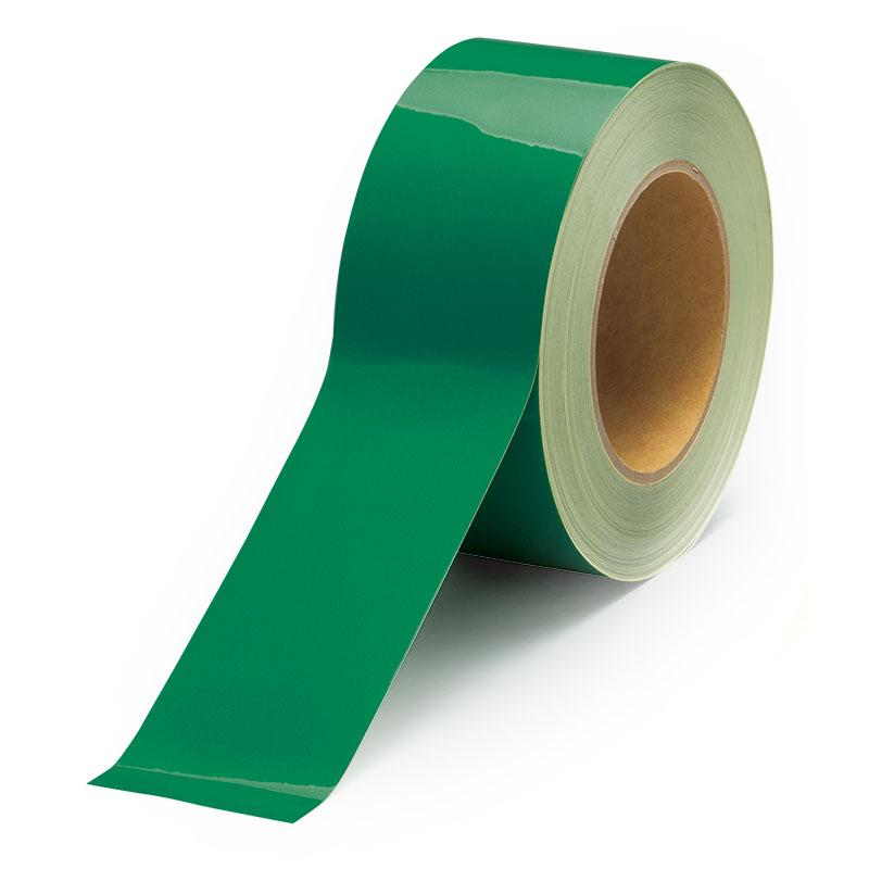 ユニフロアテープ 863−013 緑 50mm幅×20m