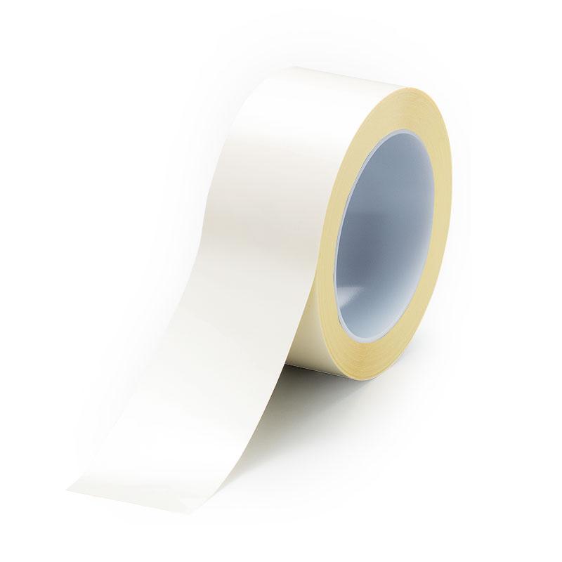 ユニフィットテープ 863−601 白 50mm幅×10m
