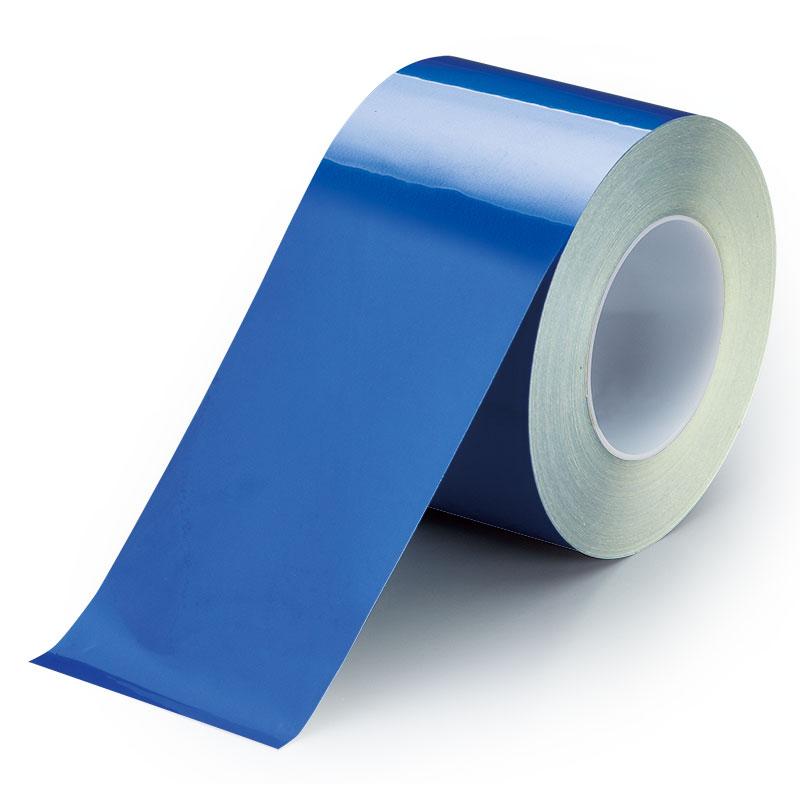 ユニフィットテープ 863−648 青 100mm幅×10m