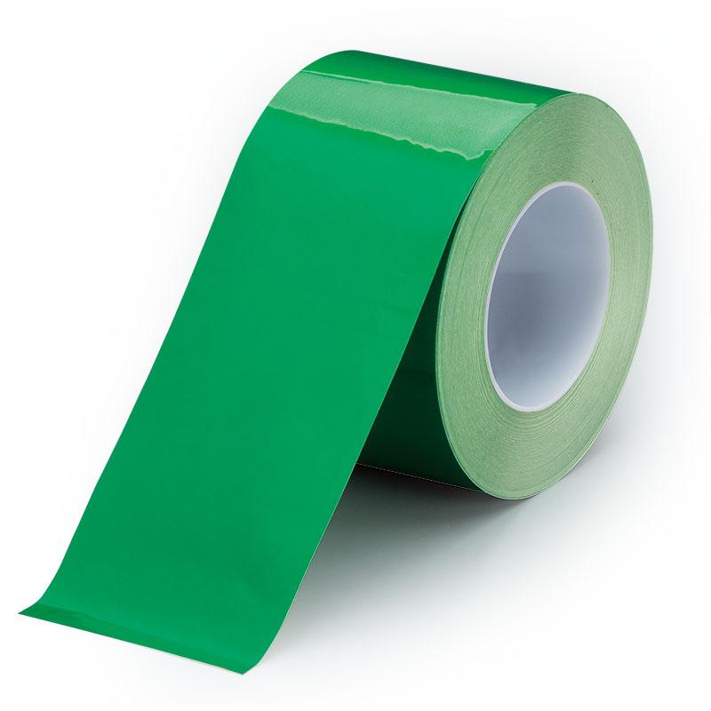 ユニフィットテープ 863−656 緑 100mm幅×20m