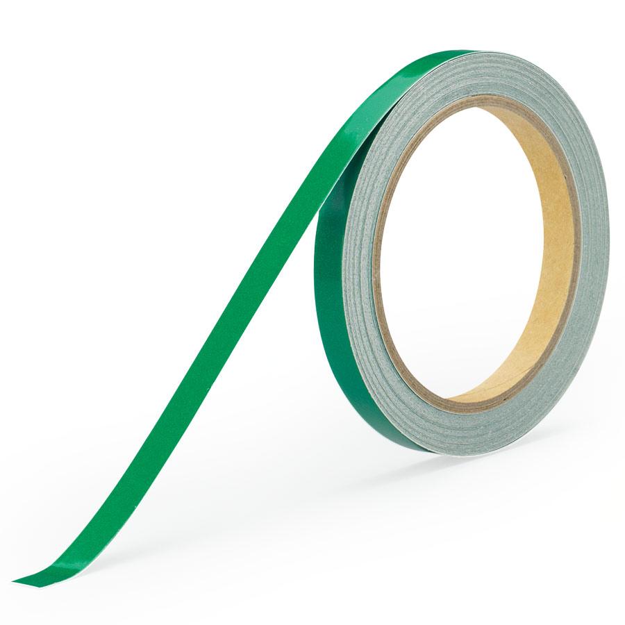 反射テープ 374−32 緑 10幅×10m