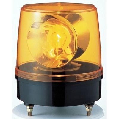 回転灯 KG−24 (DC−24V) 黄