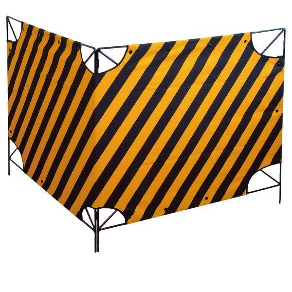 マンホール屏風工事幕 CUT−2 2面式