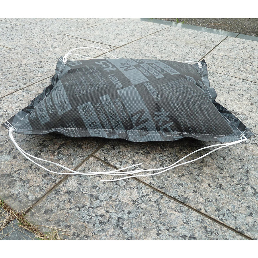 吸水ポリマー土のう 水ピタH型 (海水・真水用) 30袋入