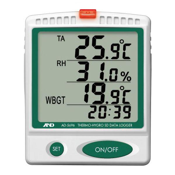 温湿度SDデータレコーダー AD−5696