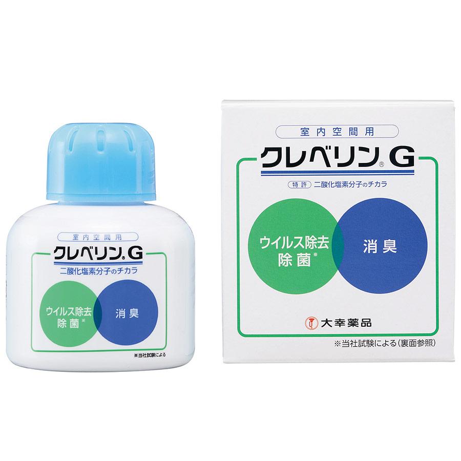 除菌剤 クレベリン G 150G (30個/箱)