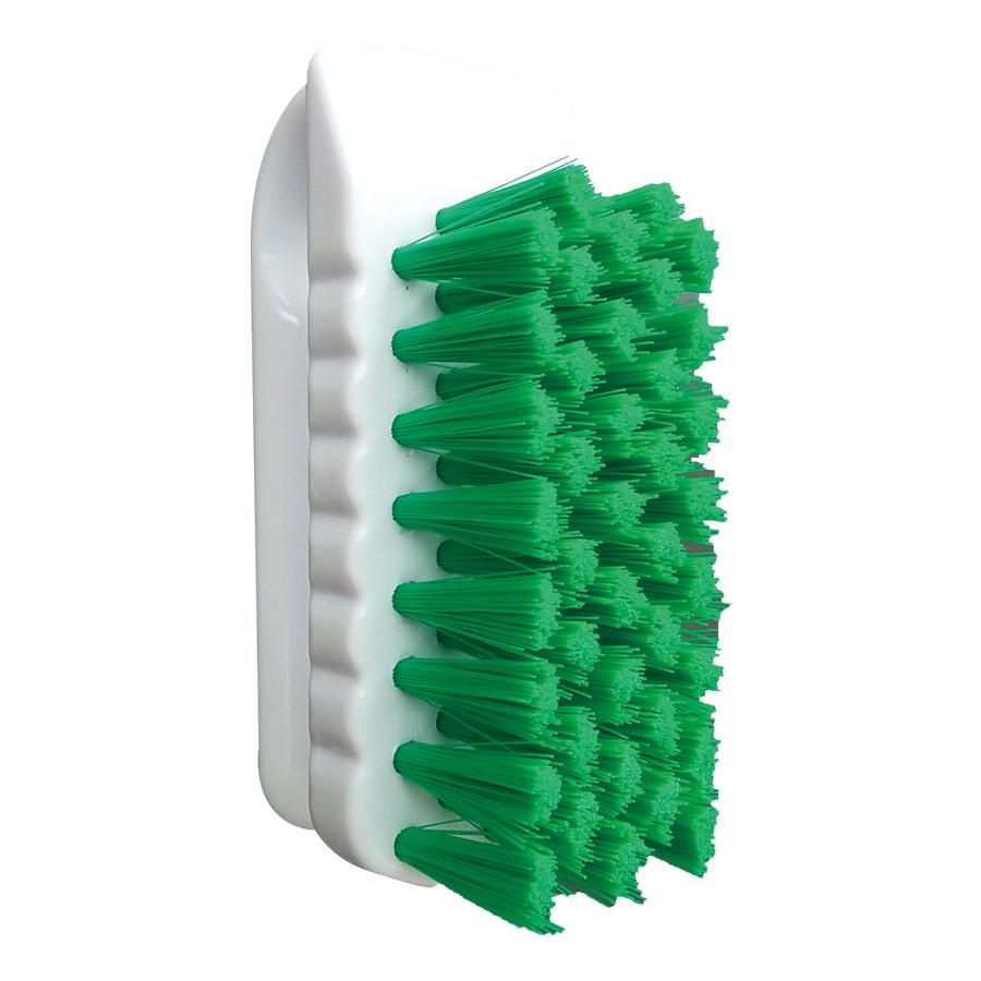 バーキュート(R)衛生管理用 私の爪ブラシ BCN−G 緑