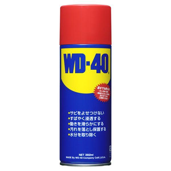超浸透性 防錆潤滑剤 WD−40 12オンス 382ml 24個/箱