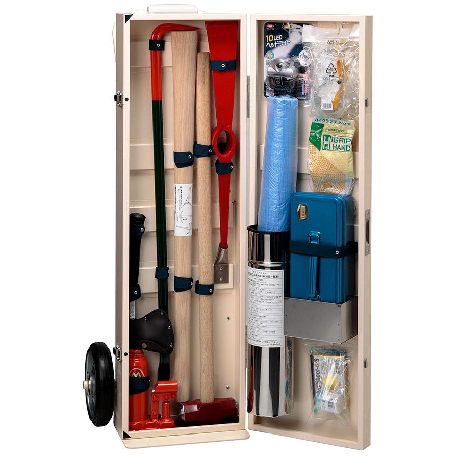 救出活動用工具セット ミドリレスキュー