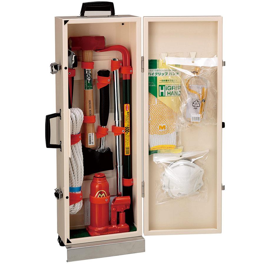 救出活動用工具セット ミドリレスキューコンパクト