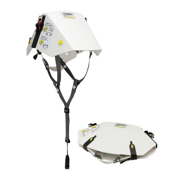 防災用 折りたたみ式ヘルメット タタメットBCP