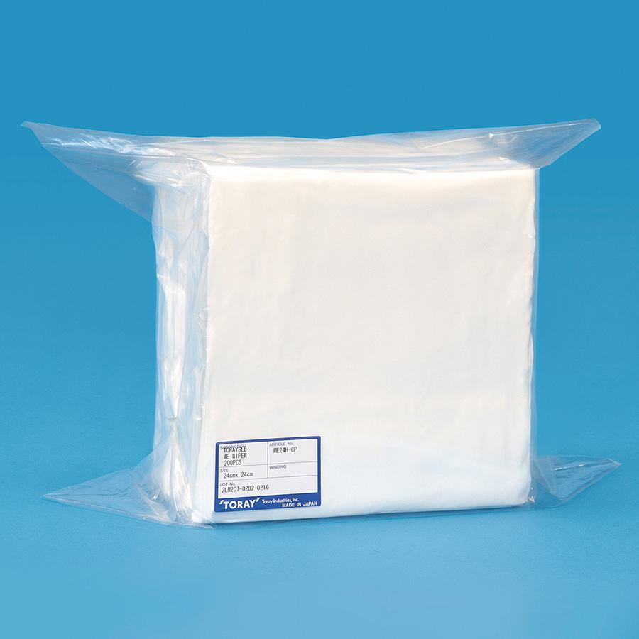 トレシー MEワイパー ME24H−CP 白 100枚X10袋入