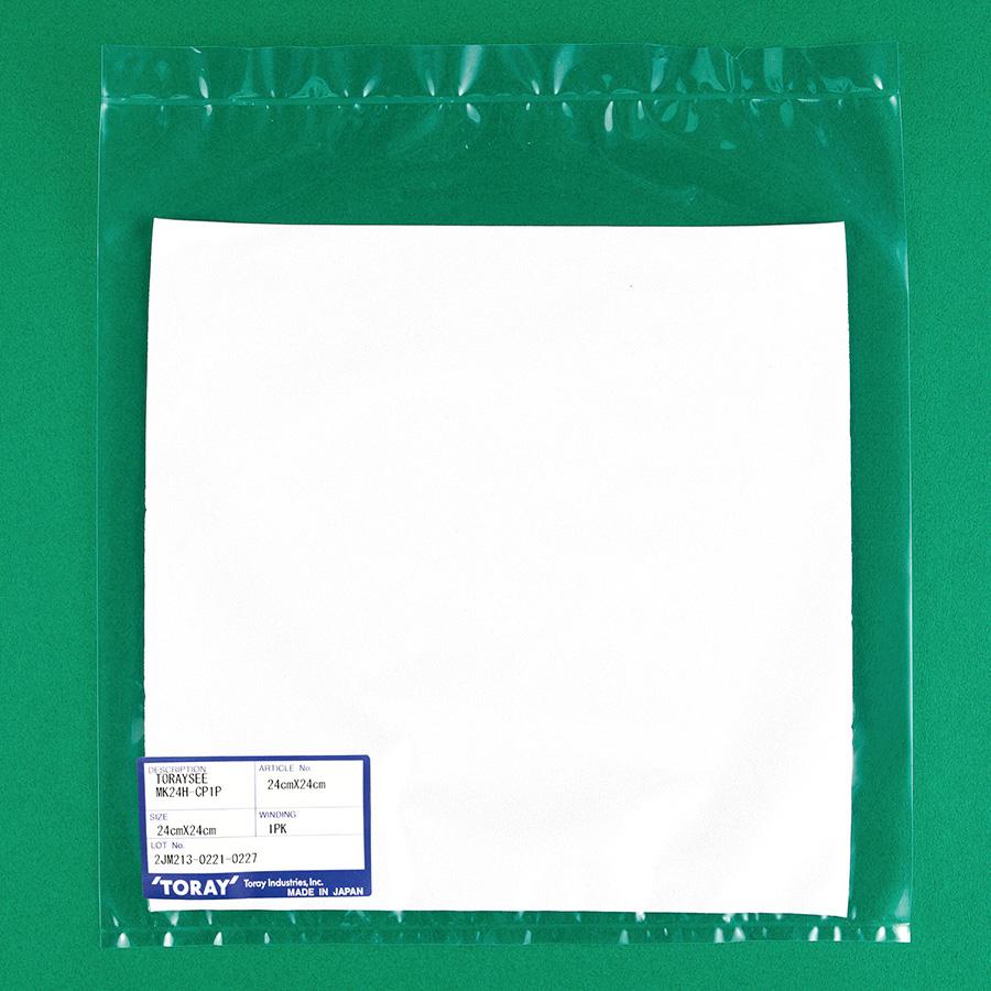 トレシー MKクリ−ンクロス MK24H−CP 白 10枚X10袋入