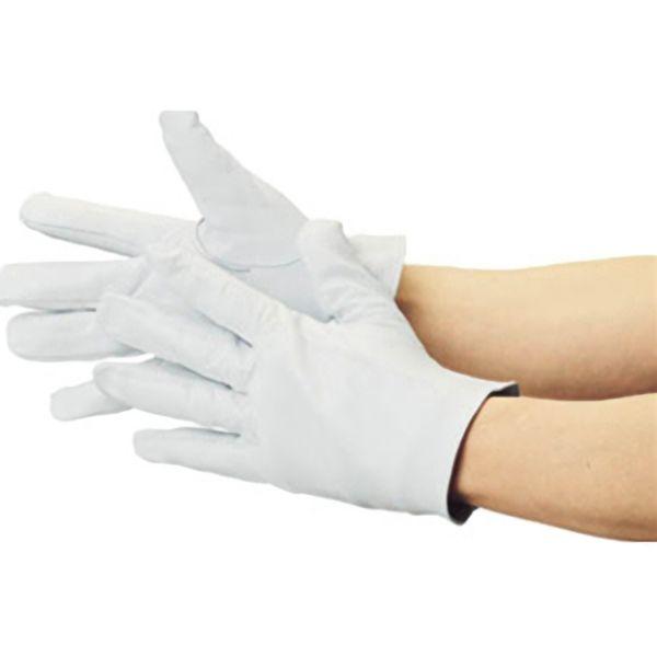 TRUSCO 袖なし革手袋高級牛本革製 JK14 8539