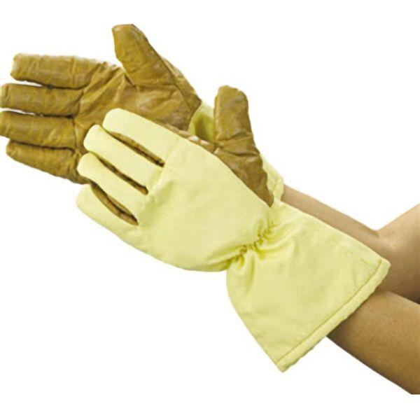 TRUSCO クリーンルーム用耐熱手袋35CM TPG651 8539