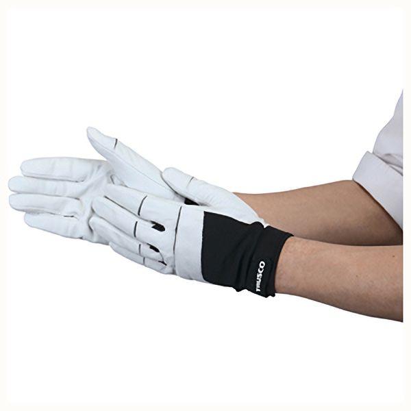 TRUSCO 豚革手袋フィンガースリット L TPGLGFSL 8539