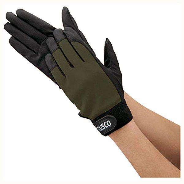 TRUSCO PU薄手手袋エンボス加工 OD LL TPUMODLL 8539