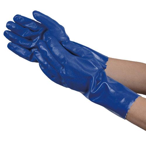 TRUSCO 防寒ニトリルゴム手袋 L TWNGL 8539