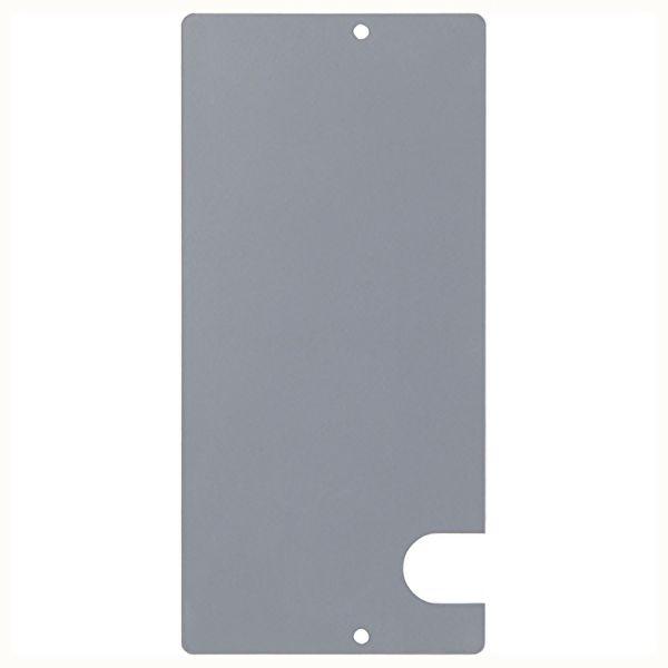TRUSCO 電装ボックスフタ TS黒 5760019001 8037