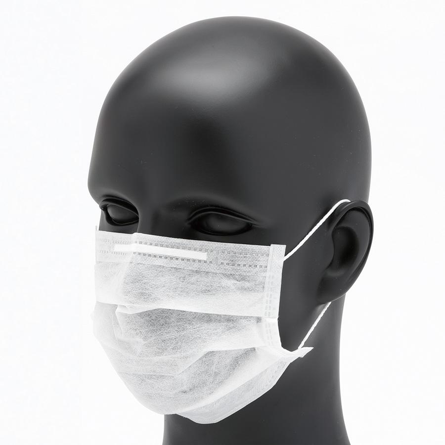 クリーンマスク F200 耳掛け式 3000枚(100枚/箱×30箱)