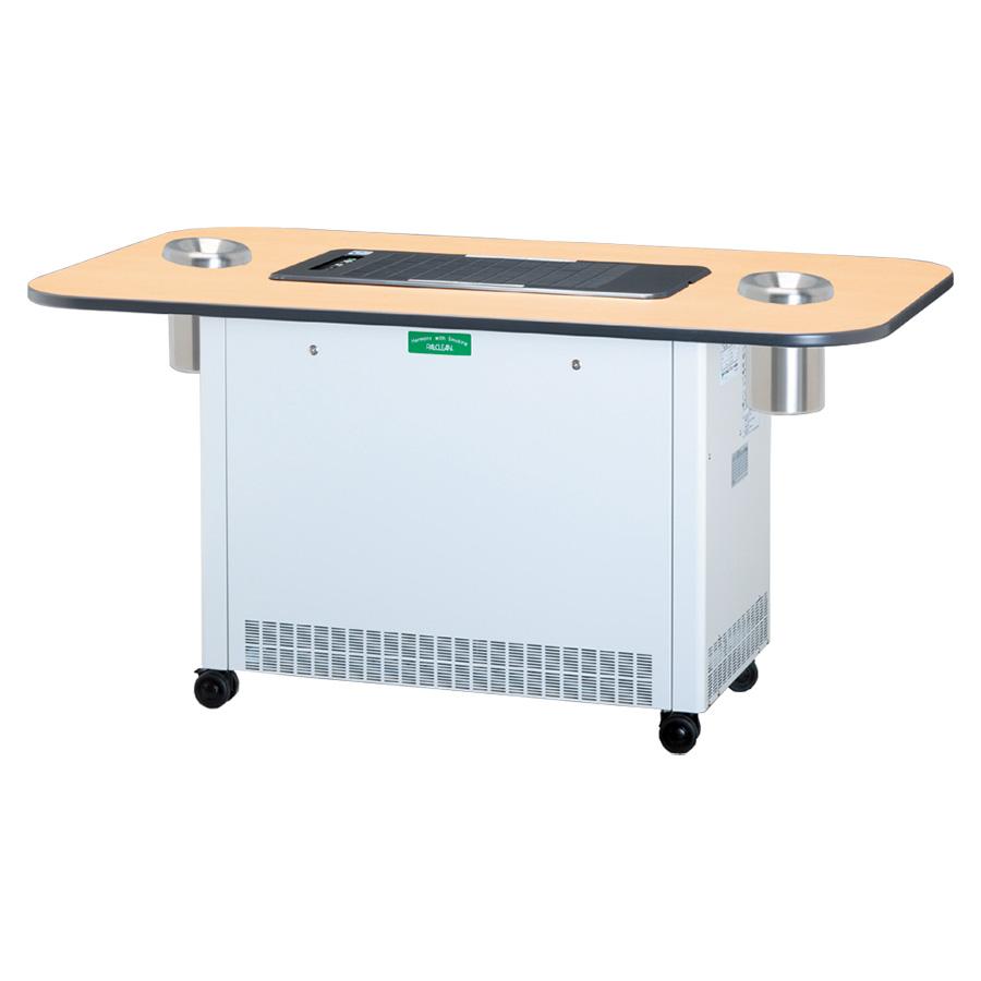 テーブル型 MKS−152RTPZ (サークルプラズマ脱臭、灰皿付)