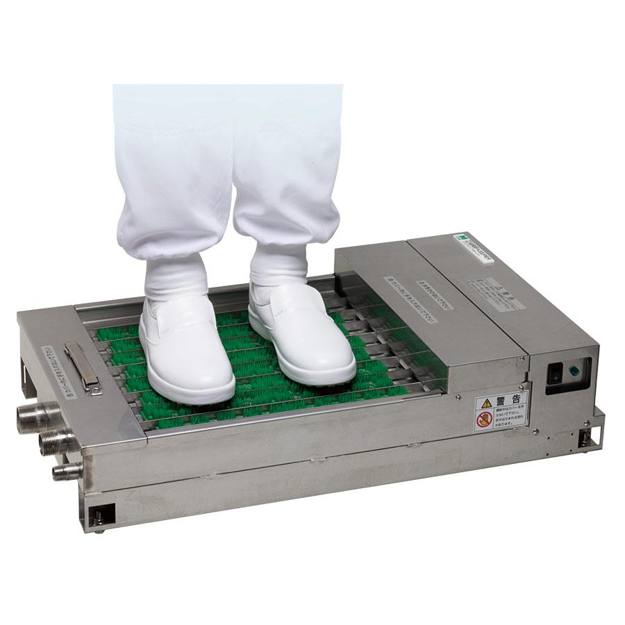 自動靴底洗浄機 HGK−001A ハイグリップキーパー
