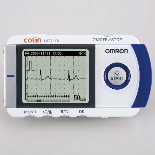 携帯心電図 HCG-901