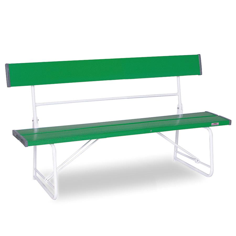 ベンチ 878−03 緑