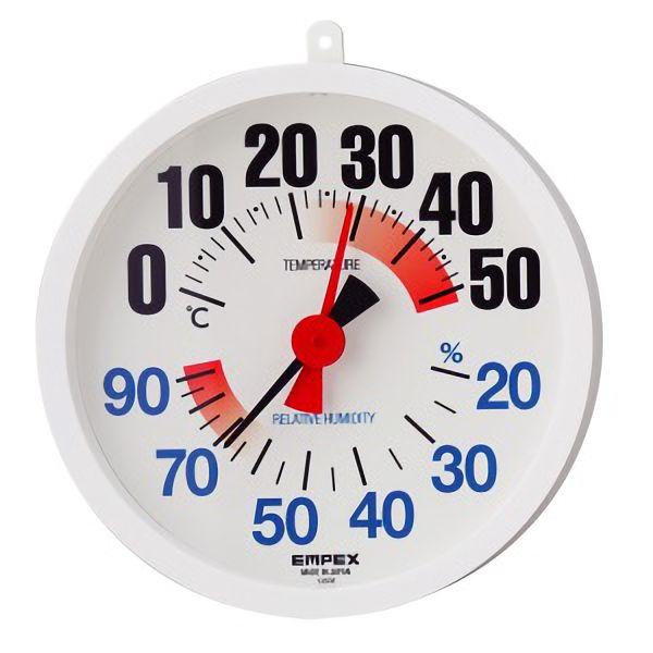 屋外型温湿度計 HO−111 防雨型