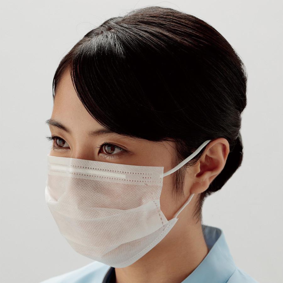 衛生マスク K−104 (耳掛け) 100枚×1箱