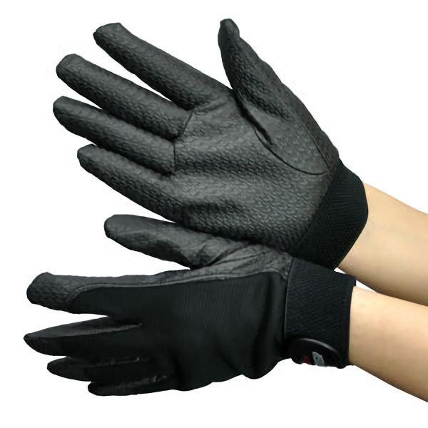 防寒作業手袋 ノンスリップライトPパターン WINTER W−2 M