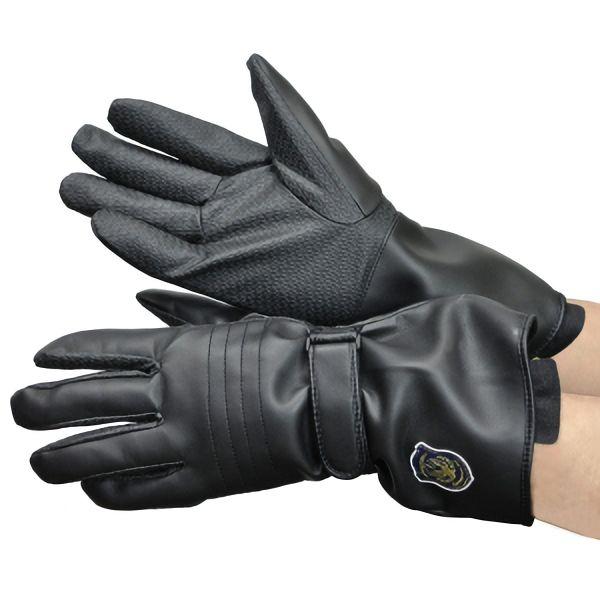 防寒作業手袋 ノンスリップライトPパターン WINTER W−4 L