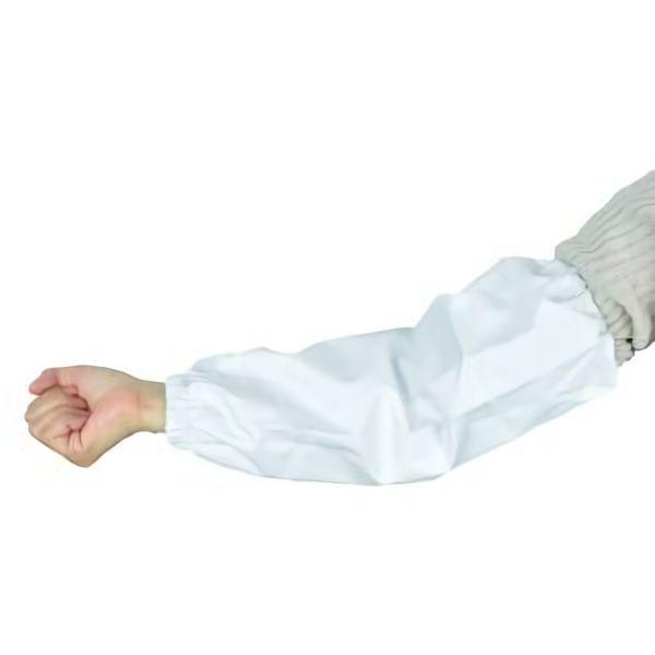 腕カバー #6100 白 フリーサイズ
