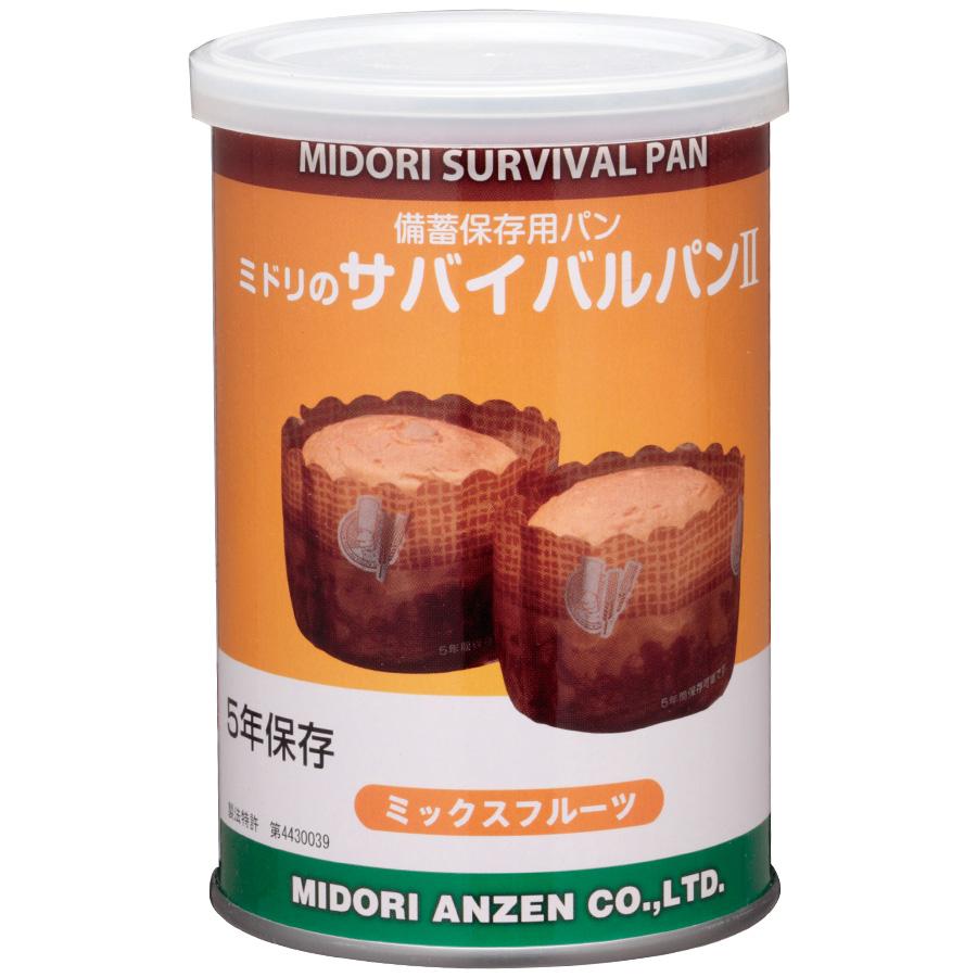 サバイバルパン2 ミックスフルーツ 1缶
