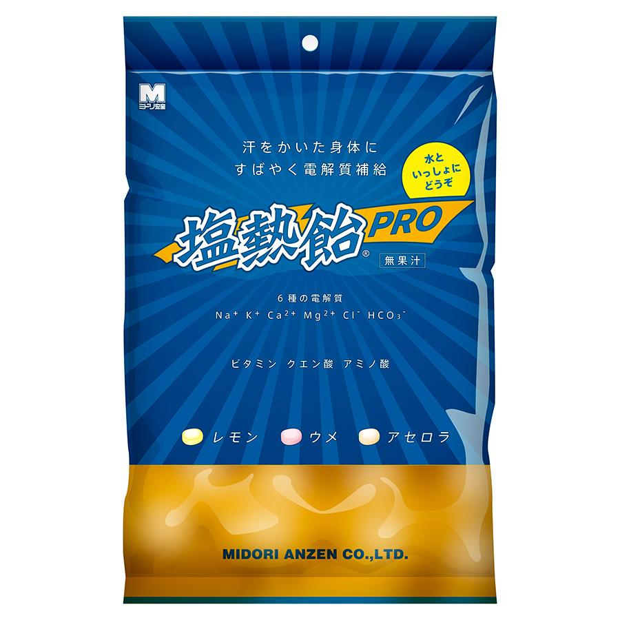 塩熱飴PRO 80g