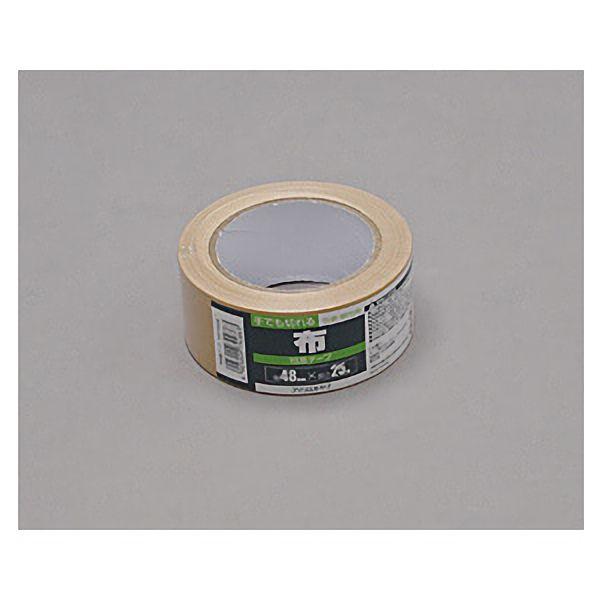 アイリスオーヤマ 梱包用品 布粘着テープ 25m NNT−5025
