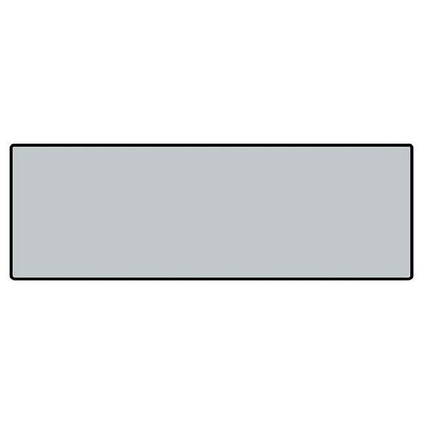 室名表示板 RS5 グレー無地 片面表示用