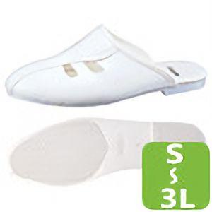 静電作業靴 CS961 静電 ホワイト