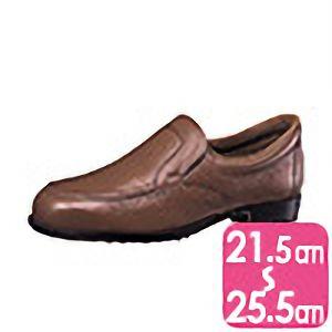 女性用 安全靴 LPT400 ブラウン
