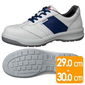 エコマーク認定 静電安全靴 エコスペック ESG3890 eco ホワイト 大