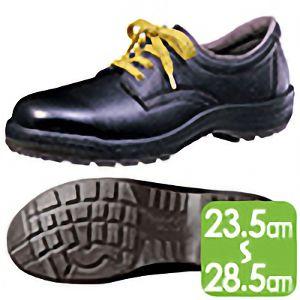 【在庫限り】 静電安全靴 ハイ・ベルデ コンフォート CF210 静電 ブラック