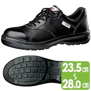 エコマーク認定 静電安全靴 エコスペック ESG3211 eco ブラック