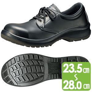 耐油・耐薬品仕様安全靴 プレミアムコンフォート PRM210NT ブラック