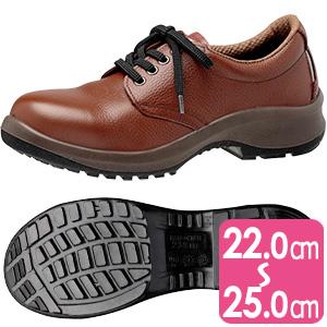 安全靴 プレミアムコンフォート LPM210 ブラウン