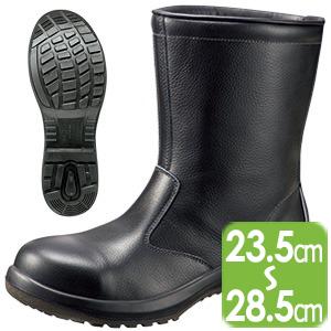 安全靴 プレミアムコンフォート PRM240 ブラック