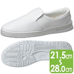 男女兼用 静電作業靴 エレパス M101 ホワイト
